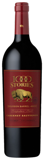 1000 Stories Prospectors' Proof Cabernet Sauvignon 2017
