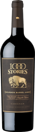1000 Stories 'Batch Blue' Carignan 2016