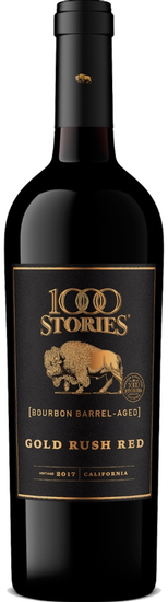 1000 Stories Gold Rush Red Blend 2017